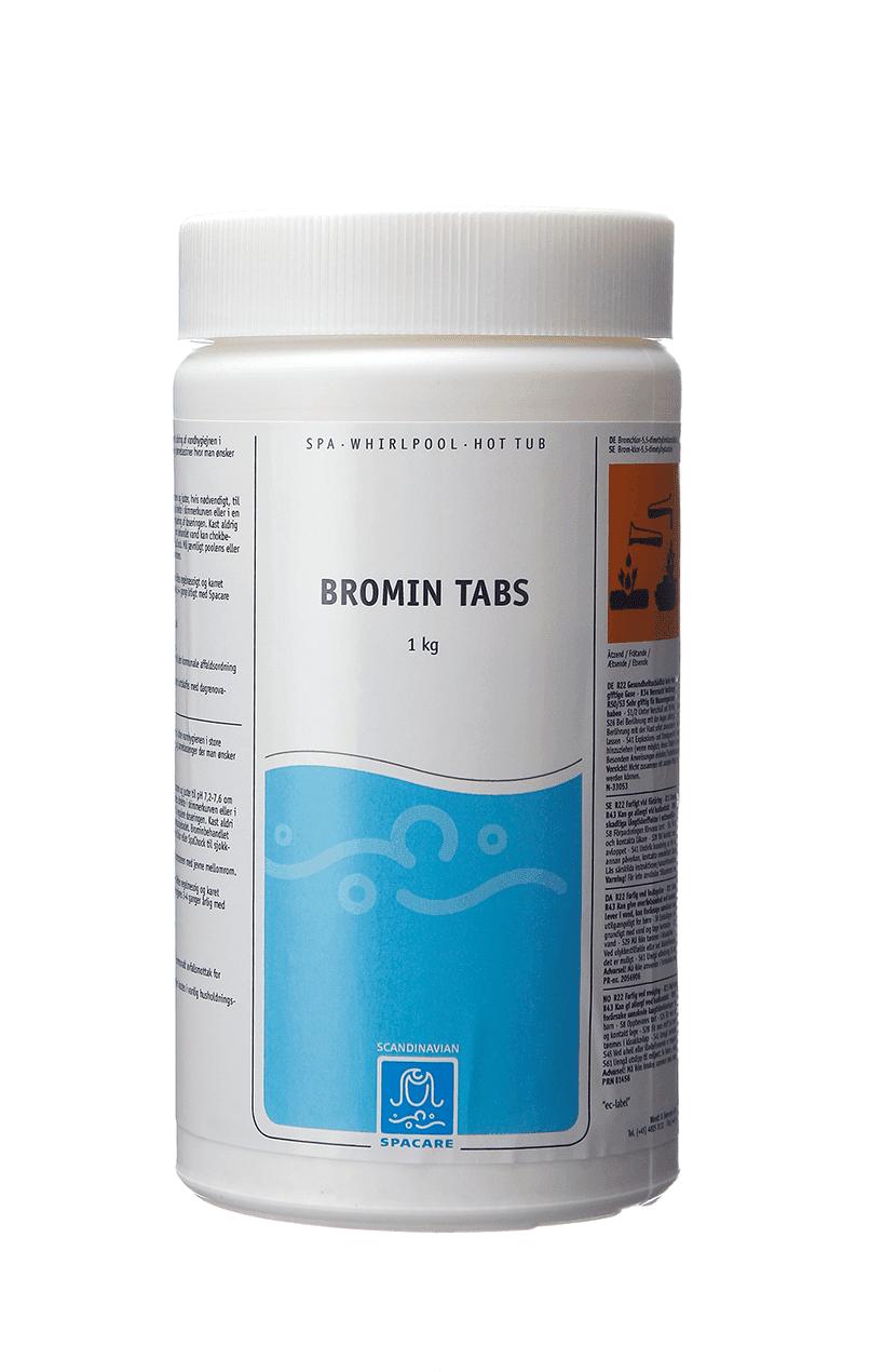 SpaCare Bromin Tabs
