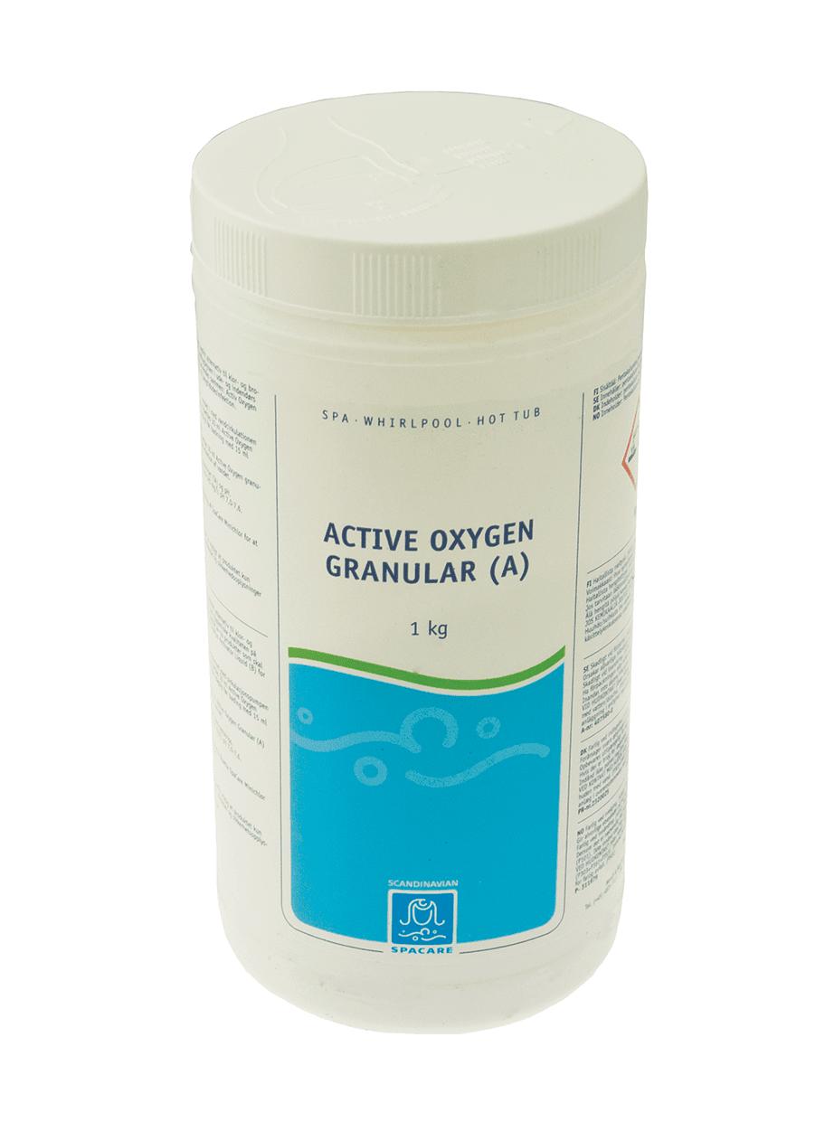 SpaCare Active Oxygen Granular (A)