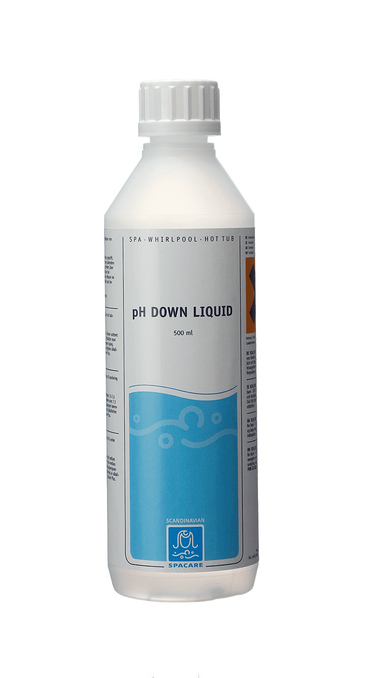 SpaCare pH-Down Liquid