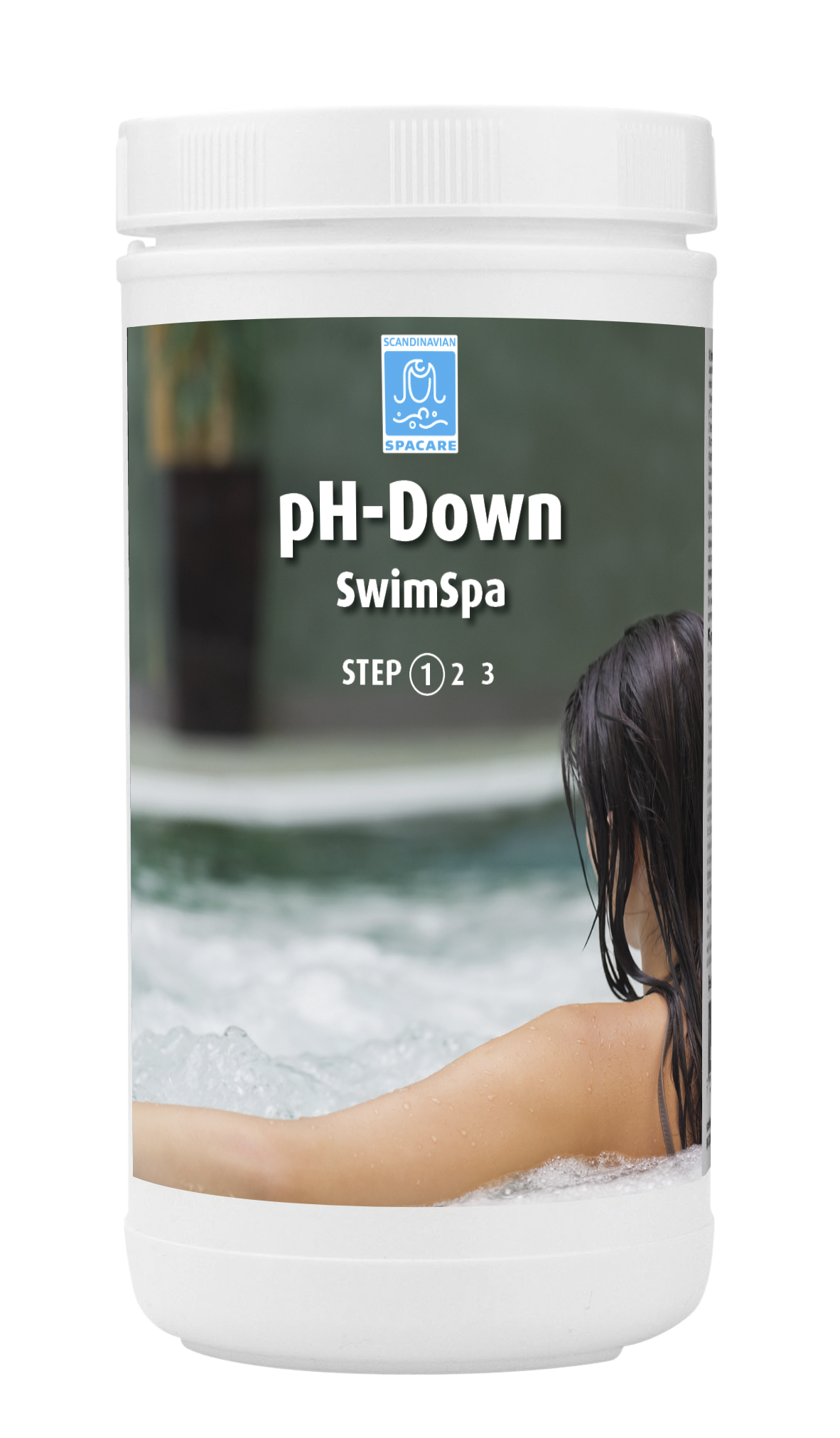 SpaCare SwimSpa pH-Down Granular